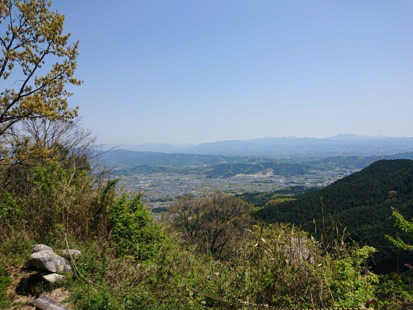 山頂~登山口5