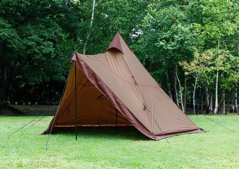 テント選びのポイントイメージ1
