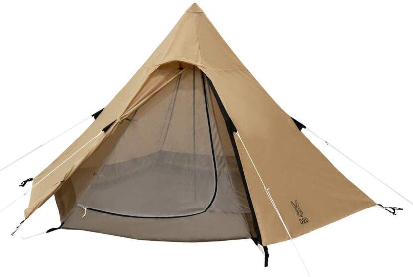 テント選びのポイントイメージ2