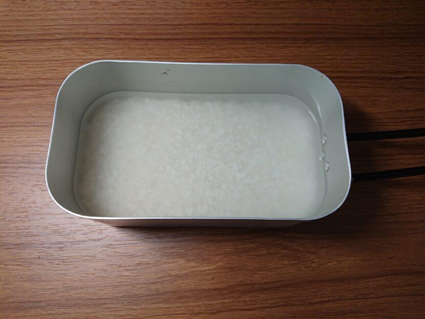 イワシ生姜煮炊き込みご飯の作り方イメージ3