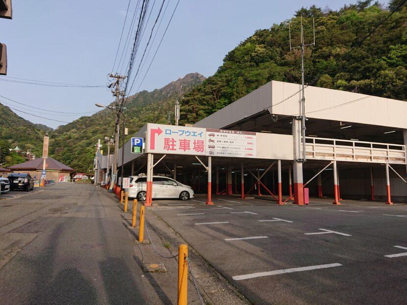駐車場~中登山道イメージ4