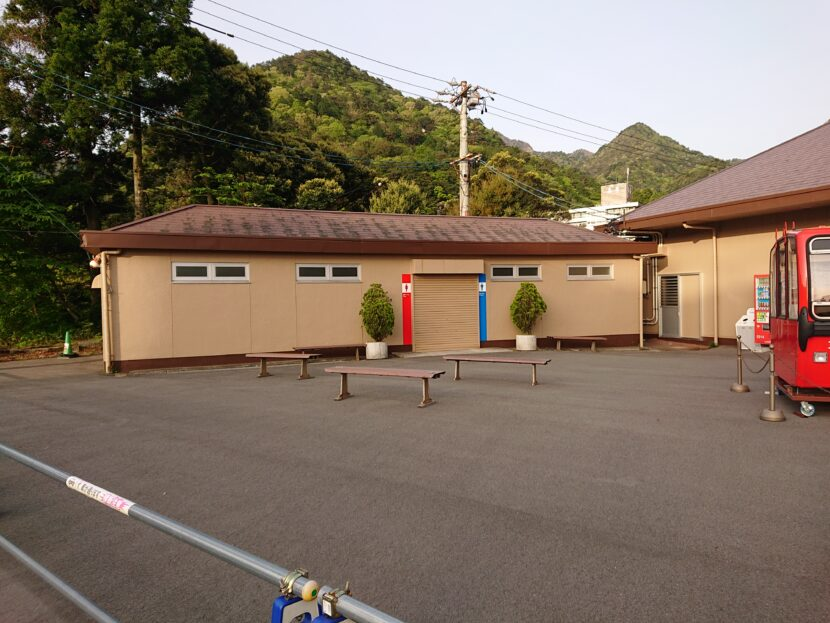 駐車場~中登山道イメージ5