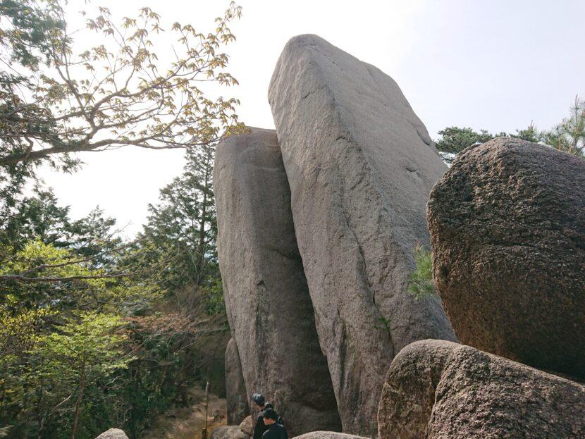 中登山道~山頂イメージ6