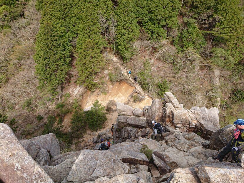中登山道~山頂イメージ7