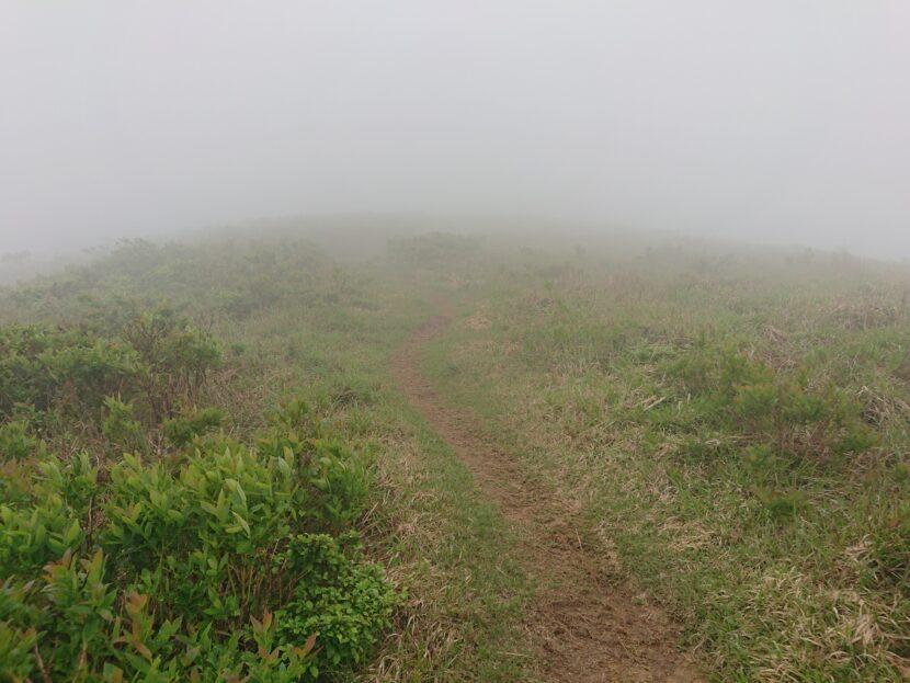 三国山山頂~駐車場イメージ2