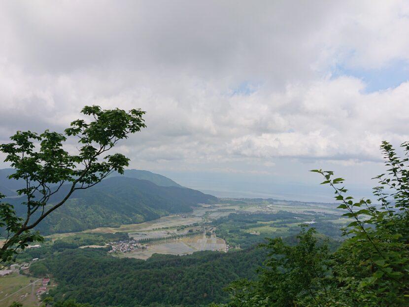 三国山山頂~駐車場イメージ7