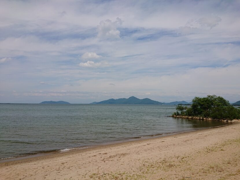 琵琶湖イメージ