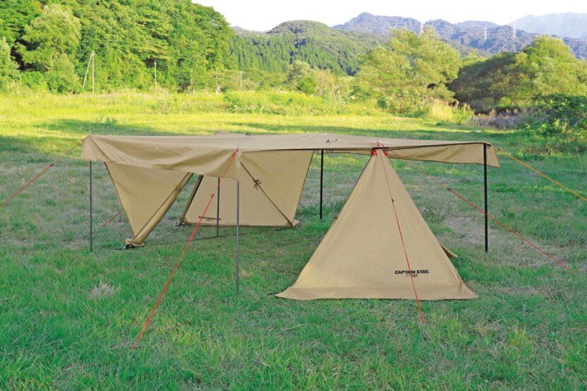キャンプベースソロ商品画像